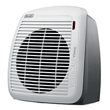 Buy De'Longhi HVY1030 Upright Fan Heater Online at johnlewis.com