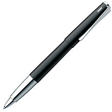 Buy Lamy Studio Rollerball Pen, Black Online at johnlewis.com