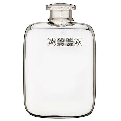 Buy Edwin Blyde & Co. Ltd Mini Hip Flask, 38ml Online at johnlewis.com