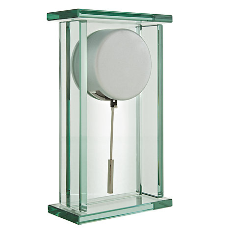 Buy John Lewis Theia Pendulum Mantle Clock Online at johnlewis.com