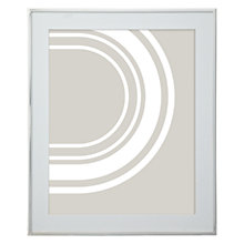 "Buy John Lewis Daya Photo Frame, 8 x 10"" Online at johnlewis.com"