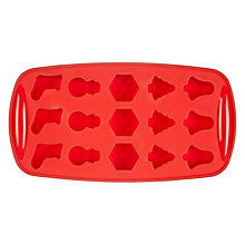 Buy John Lewis Christmas Ice Cube Tray Online at johnlewis.com