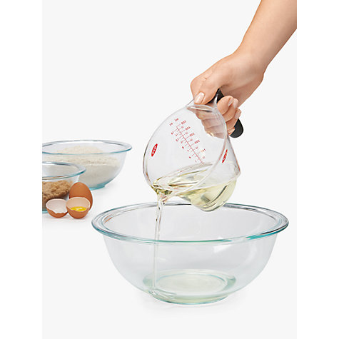 Buy OXO Good Grips Angled Measuring Jug, 0.5L Online at johnlewis.com