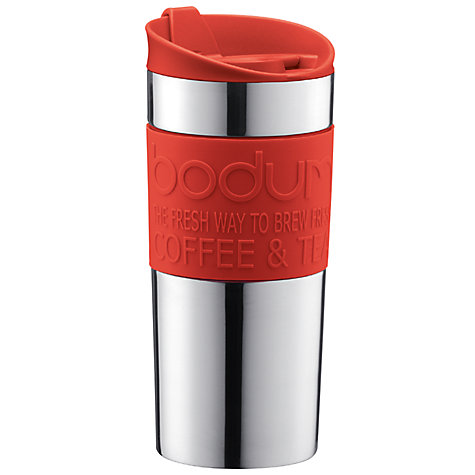 Buy Bodum Travel Mug, 0.35L Online at johnlewis.com