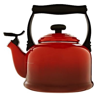 Le Creuset Traditional Stovetop Whistling Kettle