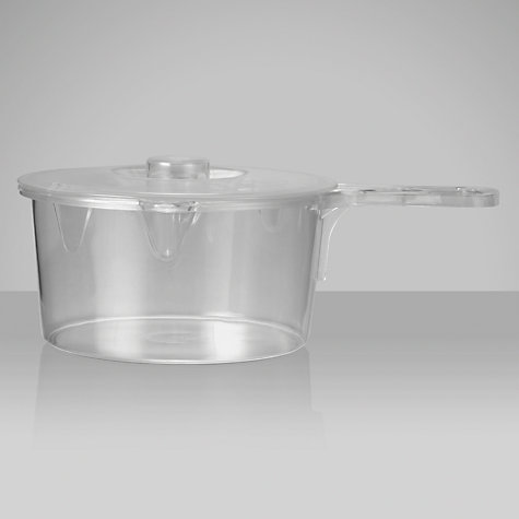 Buy John Lewis Microwave Saucepan, 0.9L Online at johnlewis.com