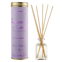 Buy Lily-Flame Lavender & Lime Diffuser Online at johnlewis.com