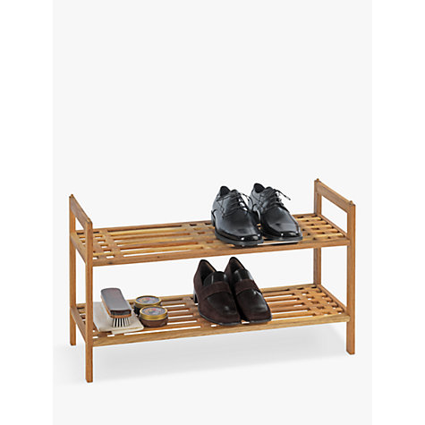 Buy Wenko Norway Two Tier Shoe Rack Online at johnlewis.com