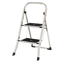 Buy Hailo K30 Aluminium Step Stool Online at johnlewis.com