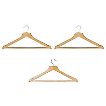 Buy Russel FSC Hangers, Pack of 12 Online at johnlewis.com