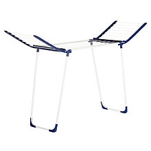 Buy Leifheit Pegasus Clothes Airer Online at johnlewis.com