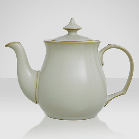 Buy Denby Linen Teapot, 1L Online at johnlewis.com