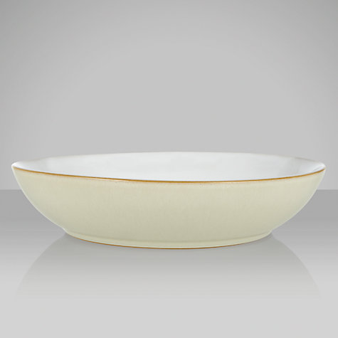 Buy Denby Linen Pasta Bowl Online at johnlewis.com