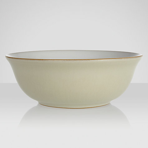 Buy Denby Linen Soup/Cereal Bowl Online at johnlewis.com