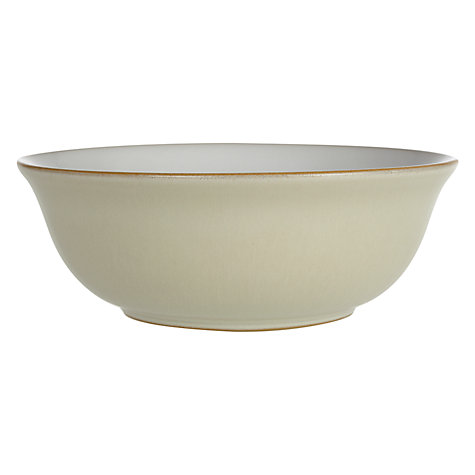 Buy Denby Linen Soup/ Cereal Bowl, Dia.17cm Online at johnlewis.com