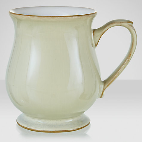 Buy Denby Linen Craftsman's Mug Online at johnlewis.com