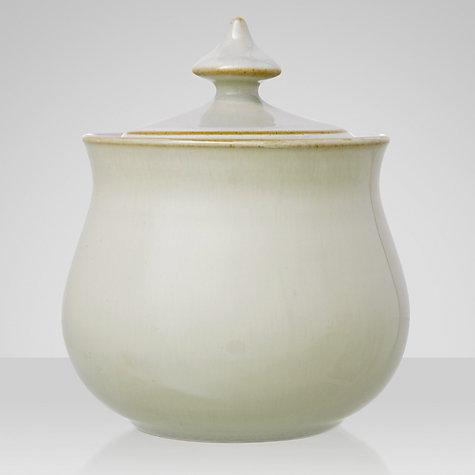 Buy Denby Linen Covered Sugar Bowl Online at johnlewis.com