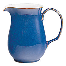 Buy Denby Imperial Blue Jug, X-Large, 0.85L Online at johnlewis.com