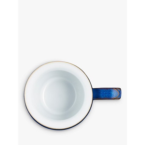 Buy Denby Imperial Blue Craftsman's Mug Online at johnlewis.com
