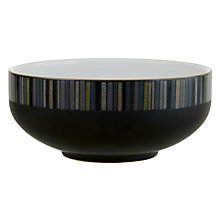 Buy Denby Jet Soup/Cereal Bowl, Dia.15.5cm Online at johnlewis.com