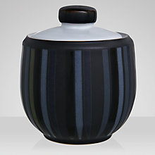 Buy Denby Jet Covered Sugar Online at johnlewis.com