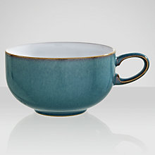 Buy Denby Azure Tea/Coffee Cup Online at johnlewis.com
