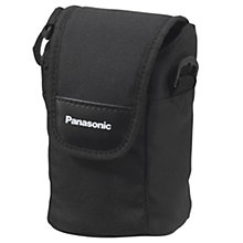 Buy Panasonic VW-PS57XE-K Camcorder Case Online at johnlewis.com