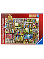 Ravensburger The Bizarre Bookshop Puzzle