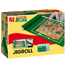 Buy Jigroll 1000 Piece Jigsaw Puzzle Carrier Online at johnlewis.com