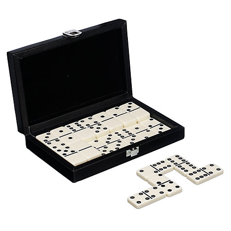 Buy John Lewis Dominoes Set Online at johnlewis.com