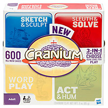 Buy Cranium Refresh Board Game Online at johnlewis.com