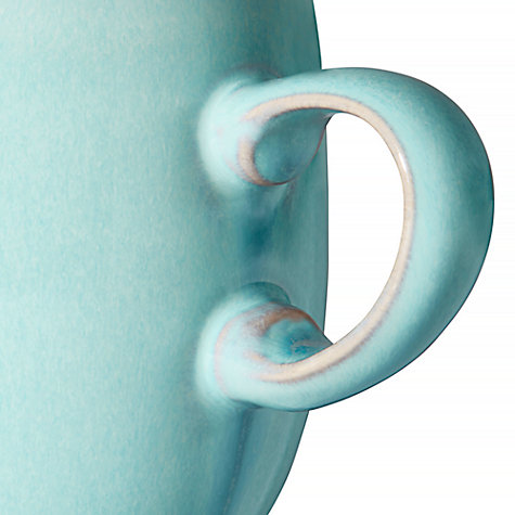 Buy Denby Azure Large Curve Mug Online at johnlewis.com