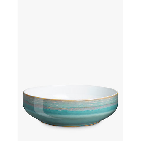 Buy Denby Azure Coast Serving Bowl, 1.9L Online at johnlewis.com
