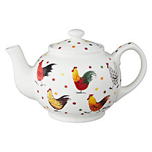 Buy Alex Clark Rooster Teapot Online at johnlewis.com