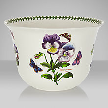 Buy Portmeirion Botanic Garden Flower Pot Online at johnlewis.com