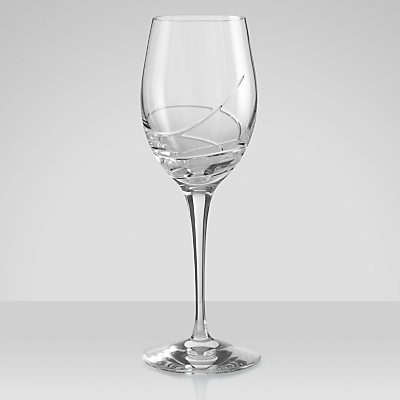 Waterford Crystal Ballet Ribbon Wine Glass, Set of 2