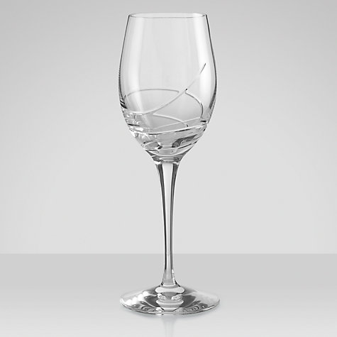 Buy Waterford Crystal Ballet Ribbon Wine Glass, Set of 2 Online at johnlewis.com