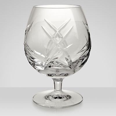 John Rocha for Waterford Crystal Signature Brandy Glasses, Set of 2, Clear