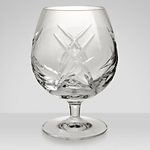 Buy John Rocha for Waterford Crystal Signature Brandy Glasses, Set of 2, Clear Online at johnlewis.com