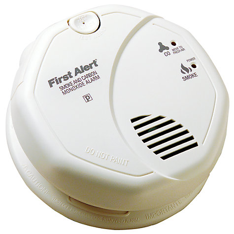 Buy John Lewis SC05 Smoke and Carbon Monoxide Alarm Online at johnlewis.com