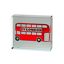 Buy Spaceform 'I Love London' Bus Token Online at johnlewis.com