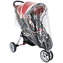 Buy Baby Jogger Single City Mini Pushchair Raincover Online at johnlewis.com