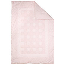 Buy John Lewis Flower Fairy Single Bed Quilt Online at johnlewis.com