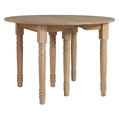 Buy Neptune Sheldrake 110-270cm Extending Oak Dining Table, Oak Online at johnlewis.com