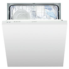 Buy Indesit DIF04UK Integrated Dishwasher Online at johnlewis.com
