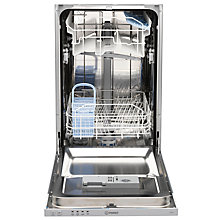 Buy Indesit DIS04 Integrated Slimline Dishwasher Online at johnlewis.com