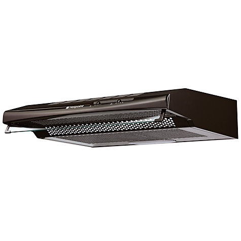 Buy Hotpoint HTV10B Cooker Hood, Brown Online at johnlewis.com