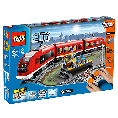 Lego City Passenger Train