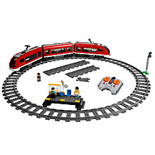 Buy LEGO City Passenger Train Online at johnlewis.com