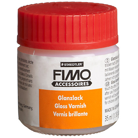 Buy FIMO Gloss Varnish Online at johnlewis.com